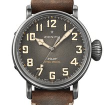 Zenith Pilot Type 20 Extra Special Acero 45mm Gris