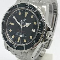 Rolex Sea-Dweller Double Red 1665 Mark IV Dial 40mm 1975 - All...
