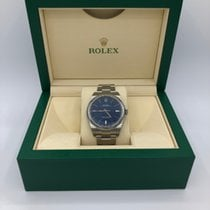 Rolex Oyster Perpetual 39 Acero 39mm Sin cifras