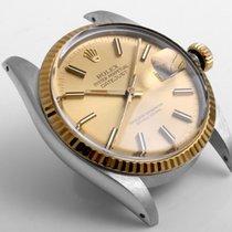 Rolex Original 1984 Unpolished Datejust Champagne Dial w Rolex...