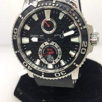 Ulysse Nardin Maxi Diver Black Dial Automatic Mens Watch...