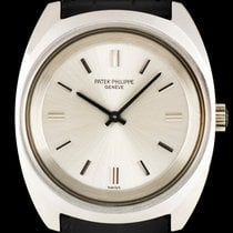 Patek Philippe 33mm Manual winding 1970 pre-owned Calatrava Red