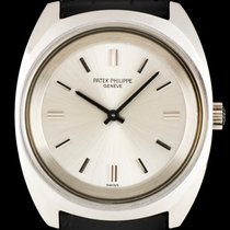 Patek Philippe Calatrava pre-owned 33mm Steel