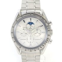 Omega Speedmaster Professional Moonwatch Moonphase 40mm Staal