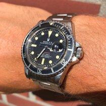 Rolex Submariner Date 1680 Red Sub MK IV