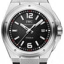 IWC Ingenieur Automatic Mission Earth Stainless Steel IW323601