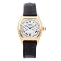 Cartier Tortue pre-owned 34mm Yellow gold