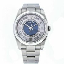 Rolex Oyster Perpetual 36 Steel 36mm Silver United States of America, Florida, Sarasota