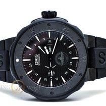Oris Force Recon GMT Titanium 49mm Black