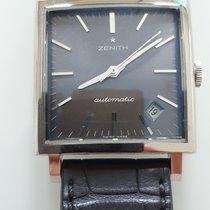 Zenith Steel 30mm Automatic Ref No. 031695670  / UID 120 471 pre-owned UAE, Dubai