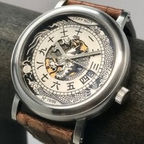 Itay Noy new Automatic Limited Edition Screw-Down Crown 42mm Steel