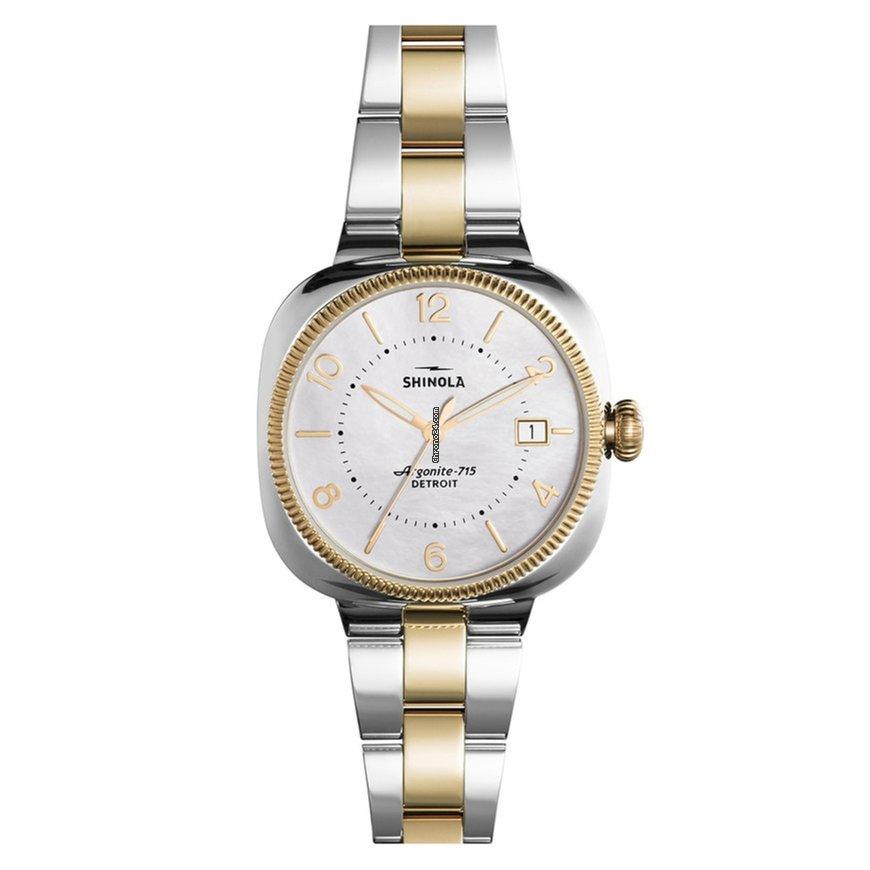 2ffdb0f6e Shinola watches - all prices for Shinola watches on Chrono24