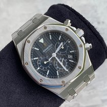 Audemars Piguet 25860ST.OO.1110ST.04 Zeljezo 2005 Royal Oak Chronograph 39mm rabljen