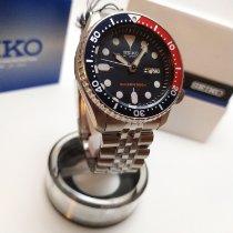 Seiko SKX009K2 Stahl 2018 Prospex 42mm neu