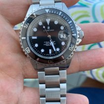 Steinhart Steel 42mm Automatic Ocean 1 pre-owned
