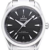 Omega Seamaster Aqua Terra Steel 41mm Black