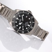 Tudor Pelagos Titanium 42mm Black No numerals United States of America, New Jersey, Princeton