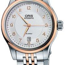 Oris Classic Gold/Steel 42mm Silver United States of America, Florida, Miami
