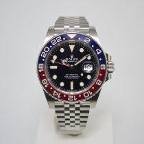 Rolex 126710BLRO Zeljezo 2019 GMT-Master II 40mm nov