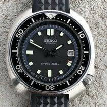 Seiko Prospex Steel 45mm Black No numerals Australia, Keysborough