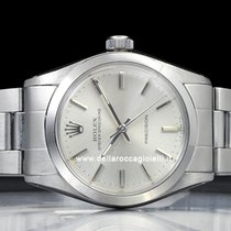 Rolex Oyster Precision Steel 31mm Silver