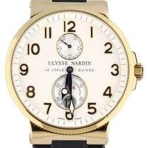 Ulysse Nardin Marine Chronometer 41mm Rose gold 41mm White United States of America, Illinois, BUFFALO GROVE
