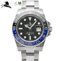 Rolex GMT-Master II 116710BLNR 2013 neu
