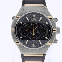 Piaget Polo FortyFive Chronograph GMT Bicolor