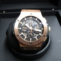 Hublot Big Bang Aero Bang 18K Rose Gold Chronograph
