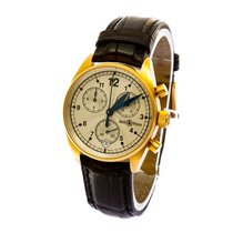 Bell & Ross Chronograph Vintage Gold -mens watch -2010