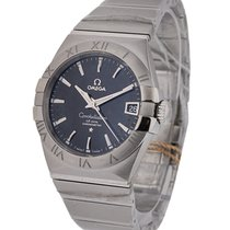 Omega 123.10.38.21.01.001 Constellation Mens Automatic in...