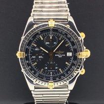 Breitling Chronomat 40mm Steel & 18k Gold Bezel Ref....