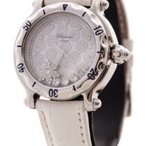 Chopard Happy Sport Diamond Snowflake Steel