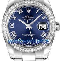 Rolex Steel 36mm Automatic Datejust new