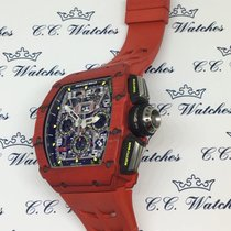 Richard Mille Automatic Rm 11-03 red TPT new