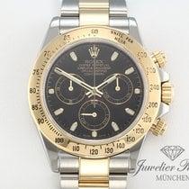 Rolex Daytona 116523 Stahl Gelbgold 750 Chronograph 2005...