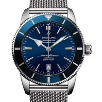 Breitling Superocean Héritage II 46 Steel 46mm Blue United Kingdom, London