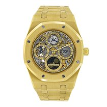 Audemars Piguet Royal Oak Perpetual Calendar Yellow Gold...