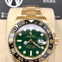 勞力士 GMT-MASTER ll 116718LN (Green)