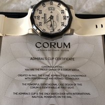 Corum Admiral's Cup Competition 48 Box&paper 2015