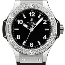 Hublot Big Bang 38 mm Steel 38mm Black Arabic numerals United Kingdom, London