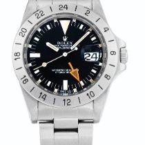 Rolex Explorer Ii, Ref 1655 Stainless Steel Wristwatch With...