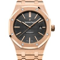 Audemars Piguet 15400or.oo.1220or.01 Rose gold Royal Oak Selfwinding 41mm new United States of America, Florida, Miami