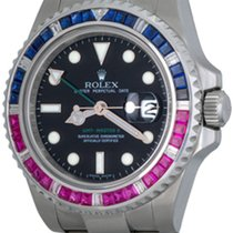 Rolex 116710 Steel GMT-Master II 41mm pre-owned United States of America, Texas, Dallas