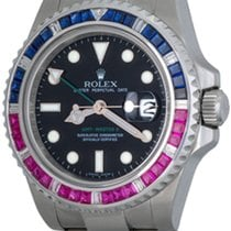 Rolex GMT-Master II 116710 Sehr gut Stahl 41mm Automatik