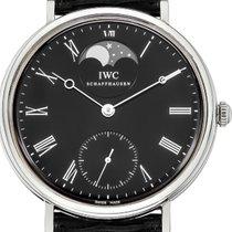 IWC IW544801 Steel Portofino Hand-Wound 46mm new