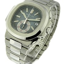 Patek Philippe 5980/1A-001 Nautilus 40.5mm pre-owned United States of America, California, Beverly Hills