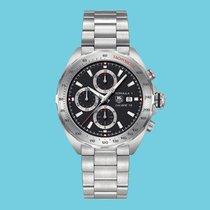 TAG Heuer Formula 1 Calibre 16 new 2019 Automatic Chronograph Watch with original box and original papers CAZ2010.BA0876