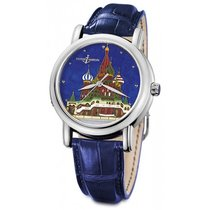 Ulysse Nardin Kremlin new 2019 Automatic Watch with original box and original papers 139-10-KREM