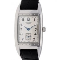 Longines BelleArti Steel 27mm White